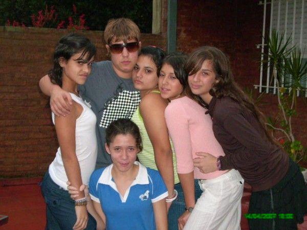 Fotolog de daniela2007: Marush,maru,tulii,mica,cami Y Alan